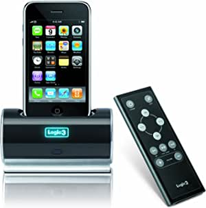 Logic3 Universal Dock Pro für iPhone und iPod (Audio-out