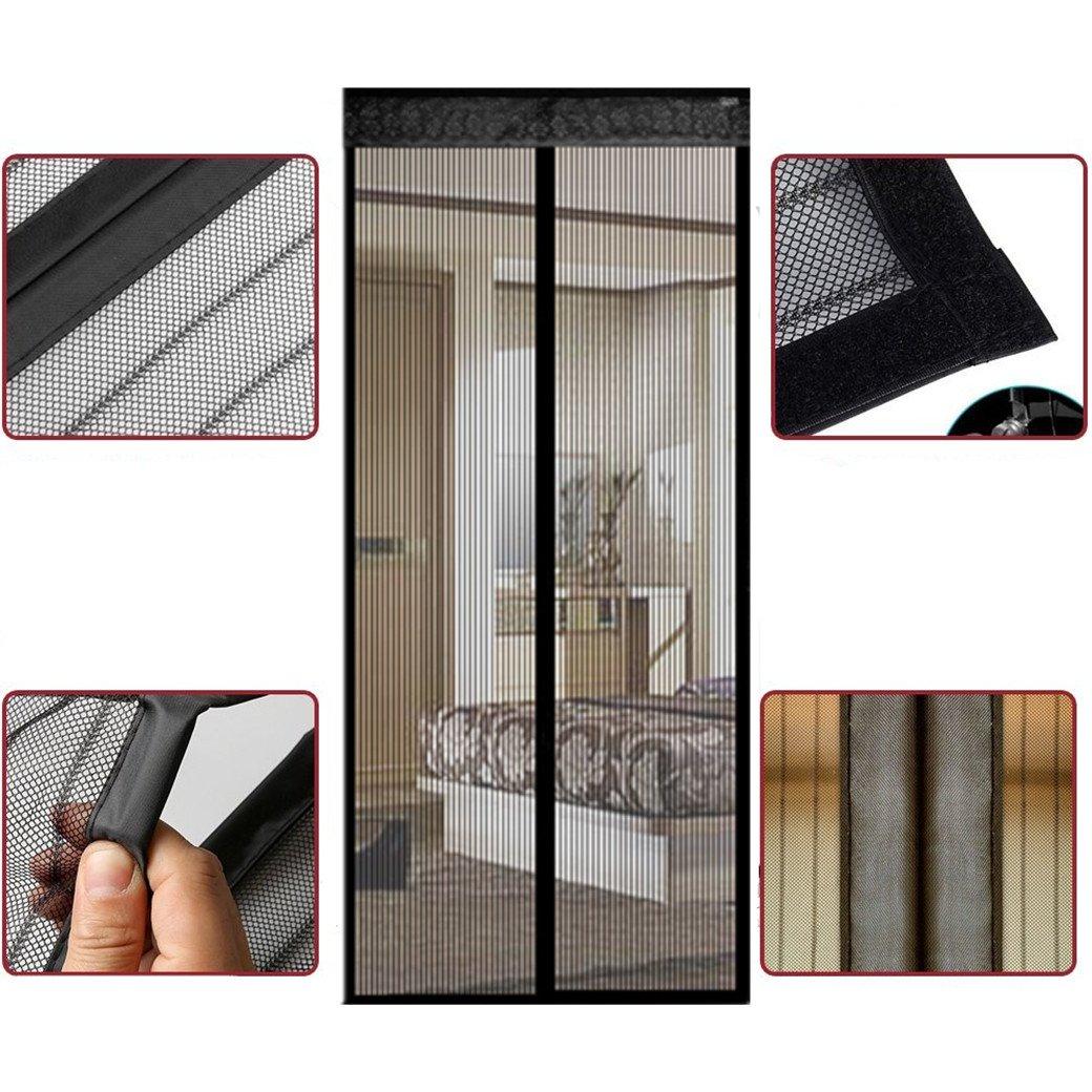 fliegennetz tr magnet dhl magnet tr moskitonetz vorhang. Black Bedroom Furniture Sets. Home Design Ideas