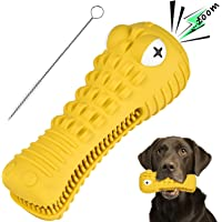 Hundespielzeug, BASEIN Kauspielzeug für aggressive Kauer, Hundezahnpflegespielzeug, verwendet für Hunde, Welpen…