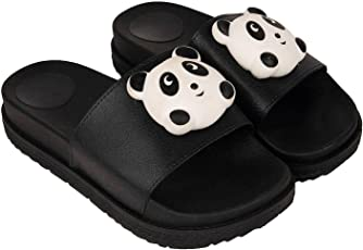 Warlock Panda Fancy Slippers |Womens Flipflop |Womens Fancy Slippers | Light Weight |Girls