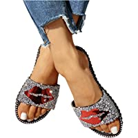 Zilosconcy Estive Ciabatte Donna Ultra-Leggeri Comode Pantofole da Spiaggia Moda e Eleganti Estate Sandalo da Interno e…
