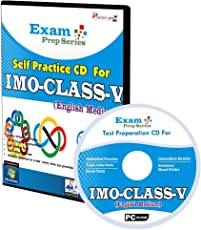 Performance booster Exam Preparation material For IMO Class 5 (25 topic wise test papers)