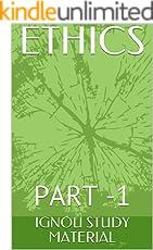 ETHICS: PART -1