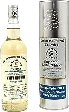 Bunnahabhain Moine 2011 - Heavily Peated - Signatory Vintage Un-Chillfiltered Collection 40%