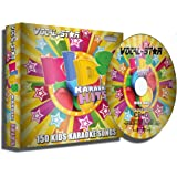 Vocal-Star Kinder Karaoke CDG CD+G Disc Set - 150 Lieder 7 Discs