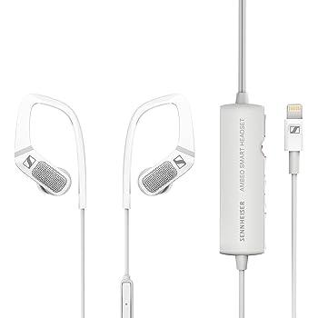 Sennheiser AMBEO Smart Headset (iOS) for 3D Video Sound - White