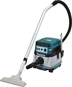 makita dvc261zx15 battery powered backpack vacuum cleaner 2x18v