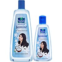Parachute Advansed Jasmine Coconut Hair Oil, 400ml (Free 90ml)