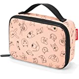 thermocase kids 20 x 14 x 6,5 cm 1,5 Liter cats and dogs rose