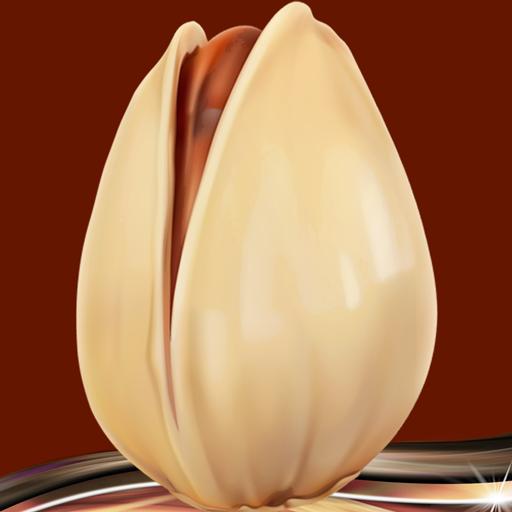Nuss-Foto-Collage-Herausgeber - Pistazien-cashew