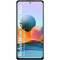 Redmi Note 10 Pro Max (Glacial Blue, 6GB RAM, 128GB Storage) -108MP Quad Camera 120Hz Super Amoled Display   NCEMI Upto…