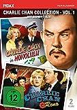Charlie Chan Collection - Vol. 1 / Charlie Chan in Honolulu + Charlie Chan in Reno (Pidax Film-Klassiker)