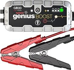 NOCO GB30 Genius Boost Sport 12V-Lithium-Starthilfegerät, 400 Amp