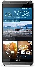 (CERTIFIED REFURBISHED) HTC One E9 Plus (Meteor Grey)