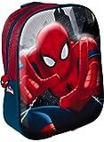 Star Licensing Marvel Spiderman 3D Rucksack Rucksack Kinder, bunt