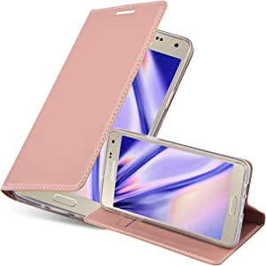 Cadorabo Hülle Für Samsung Galaxy A3 2015 In Classy Elektronik