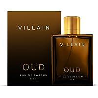 VILLAIN OUD Eau De Parfum For Men, 100ml | Premium Luxury Perfume | Long Lasting Fragrance