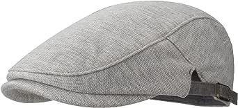 Gisdanchz Coppola Uomo Estiva Leggero Traspirante Cappello Retro Berretto
