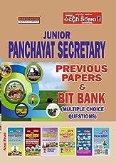 TELANGANA PANCHAYAT SECRETARY PREVIOUS PAPERS AND BIT BANK [ENGLISH MEDIUM]