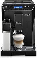 ديلونجي ماكينة تحضير قهوة متعددة الاستعمال سائل , اسود - ECAM44.660.B