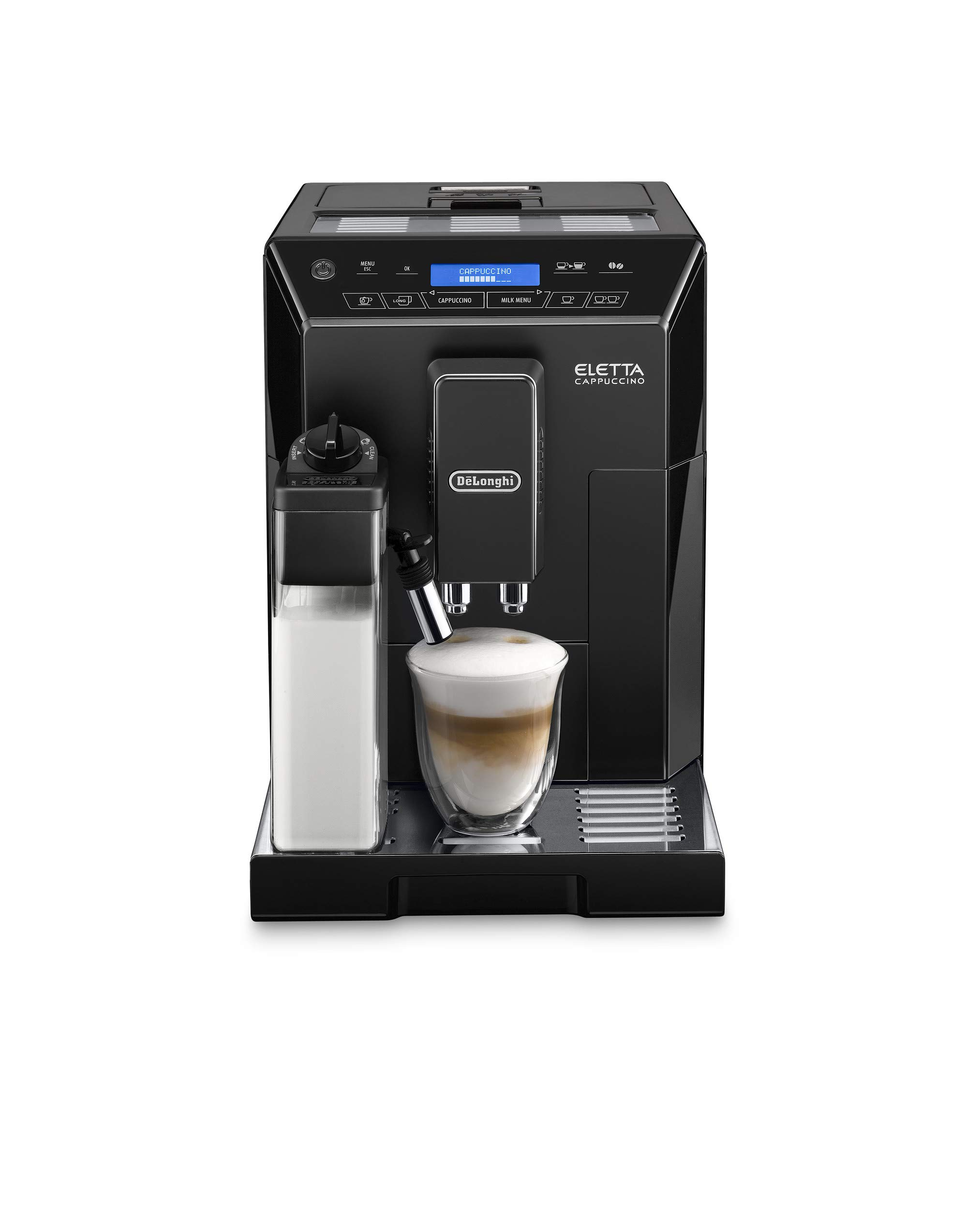 DeLonghi-ECAM44620S-ECAM-44620S-Bean-to-Cup-Stainless-Steel