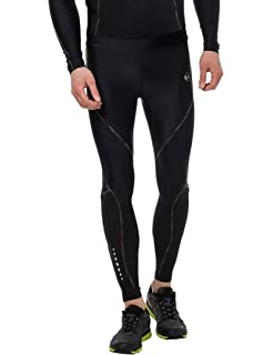 Pants Pants Homme Ultrasport Compression Effect and Quick-Dry-Function Thermodynamic