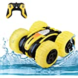 Norbase Radio Controlled Car, Amphibious Waterproof Stunt