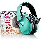 SCHALLWERK ® Kiddies – cuffie antirumore bambini – attutisce il rumore e protegge le orecchie dei bambini – ideale per la vit