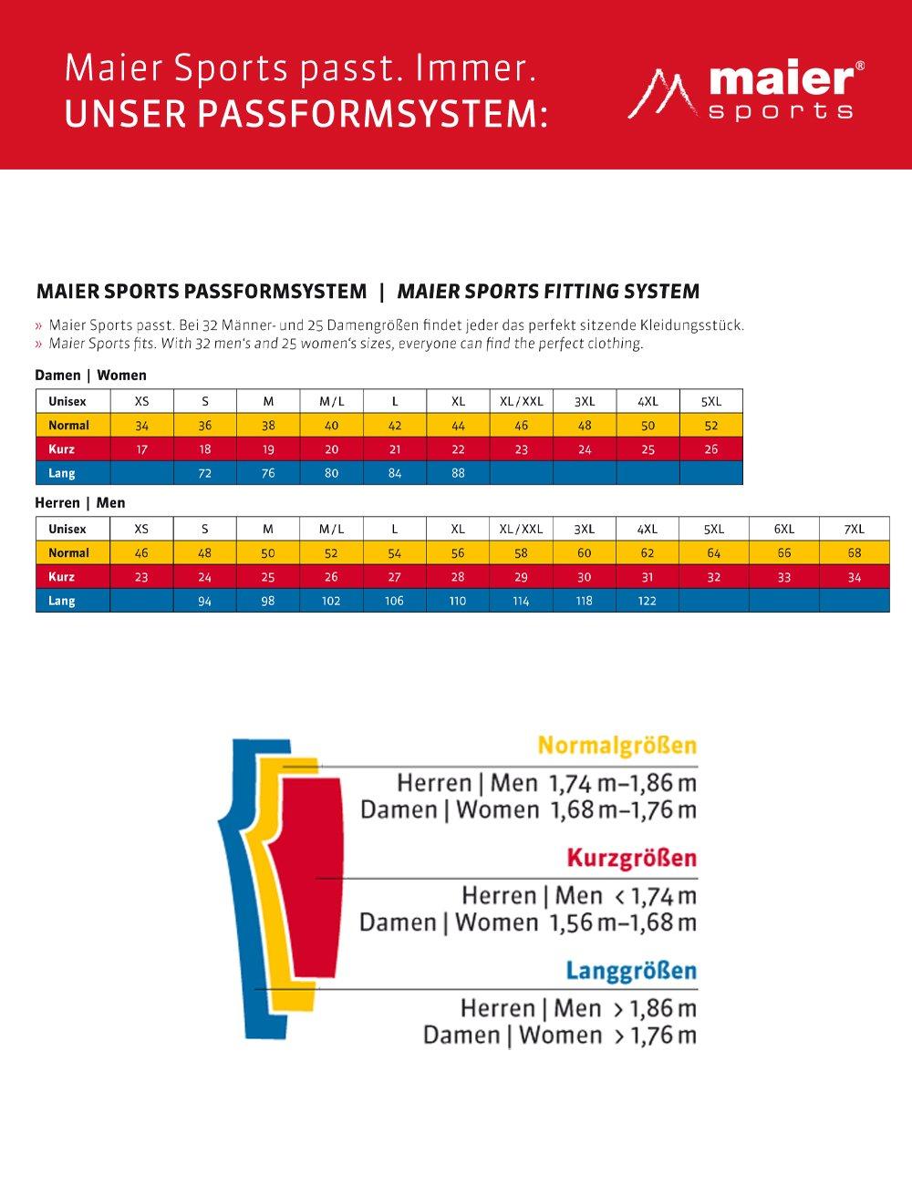 7186fg0xhnL - maier sports Lawa Women's Bermuda Shorts