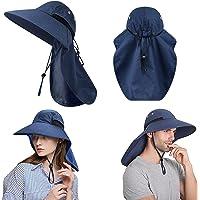 WELLXUNK Cappello da Pescatore,Cappellino da Sole con Protezione UV,Cappelli Estivo per La Pesca Escursionistica in…