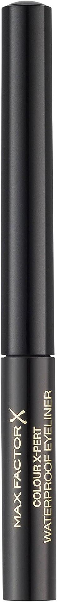 Max Factor Colour Expert Eyeliner, 01 Deep Black, 1.7ml