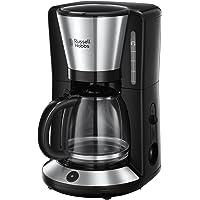 Russell Hobbs Machine à Café, Cafetière Filtre Familiale 1,25L, Maintien au Chaud, Technologie Stop Goutte - 24010-56…