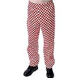 Black Pepper Plain Poly Cotton Professional Kitchen Chef Trouser and Sizes: XS - 3XL