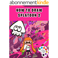 How to Draw Splatoon 2 Characters Game (English Edition)
