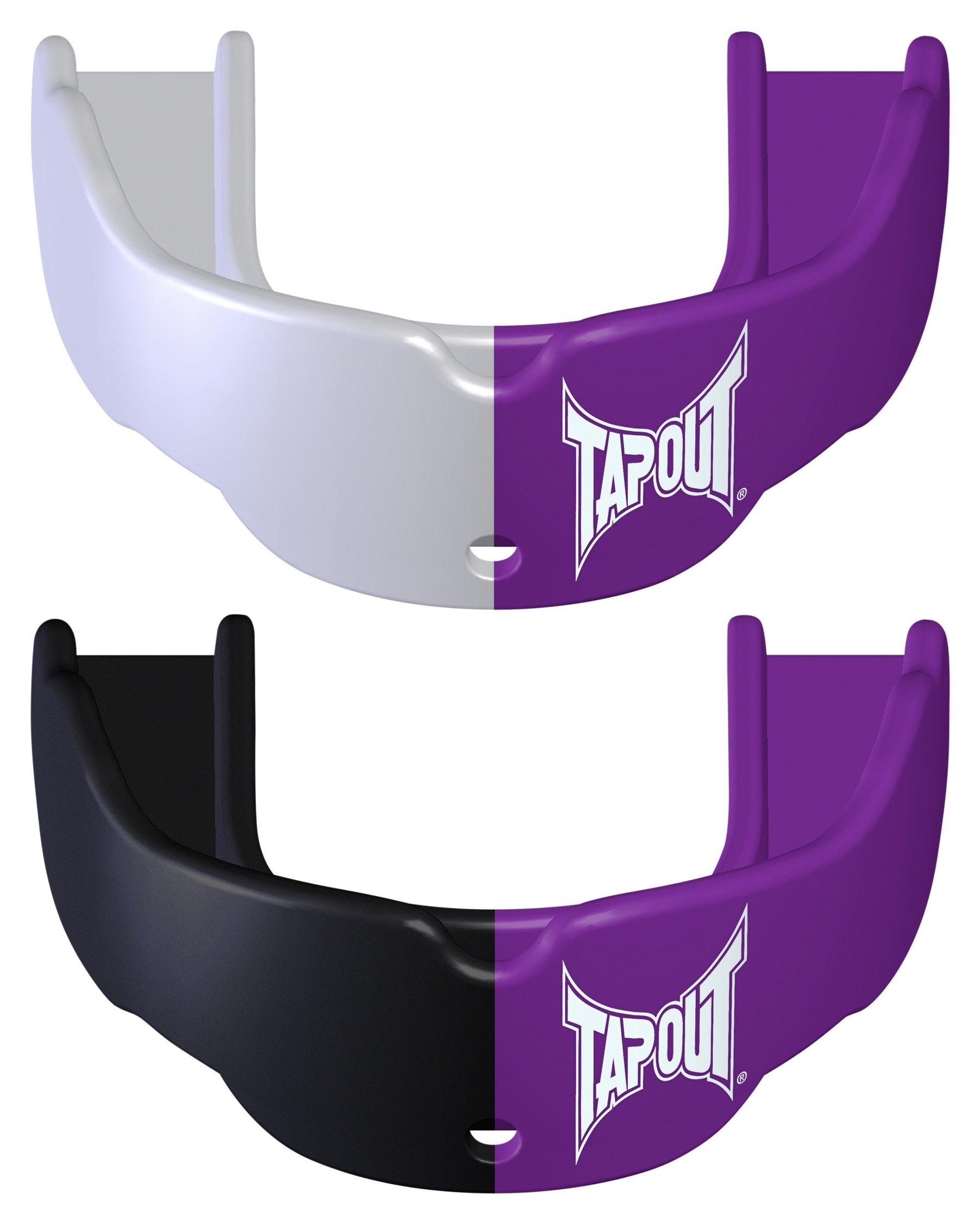 Tapout - Paradenti, 2 pezzi