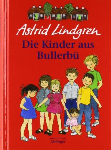 Buchseite und Rezensionen zu 'Die Kinder aus Bullerbü' von Astrid Lindgren