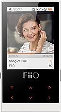 FiiO M3 8 GB Portable Digital Music Player with Earphones - White