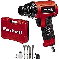 Einhell Scalpellatore Pneumatico Tc-Pc 45 (Per Lavori Su Pietra + Metallo, Set di 4 Scalpelli da 120 mm Incluso…