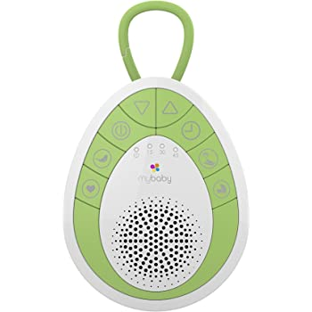 Mybaby HoMedics SoundSpa On-The-Go Baby Soother/Sleep Aid