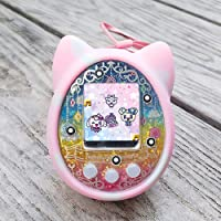 KKmoon Protective Cover Shell Silicone Case Pet Game Machine Cover for Tamagotchi Cartoon Electronic Pet Game Machine