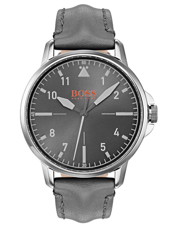 Hugo Boss Orange Reloj Analógico para Hombre de Cuarzo con Correa en Cuero 1550061