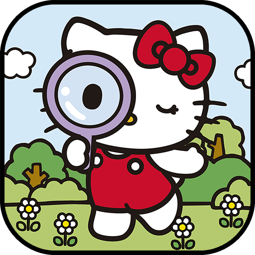 Hello Kitty. Detective Games
