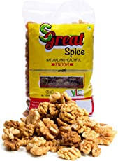 Sgreat Spice - Walnut Kernels /Akhrot Gir- Whole (Without Shell-500 Gms)