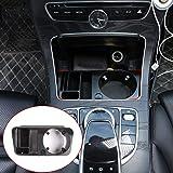 Baaqii 4x Türverriegelungsstift Knopf Knopf Abdeckung Für Modell W205 W166 W213 C Gle Glc Auto