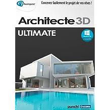 Architecture et construction 3d logiciels for Architecte 3d amazon