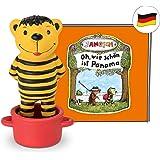 tonies Boxine 111101-1033– Die Olchis, Juguete para el Aprendizaje, Viaje de cumpleaños, Texto en alemán