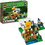 Lego Minecraft - il Pollaio, Multicolore, 21140