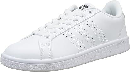 Adidas Men's Cf Advantage Cl  Leather Tennis Shoes
