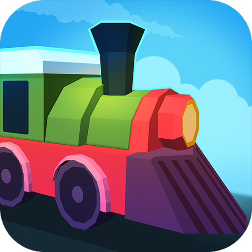 Train Race - Tap And Rush 3D