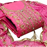 Krishna Enterprise Exclusive Woman's Traditional Dress Material